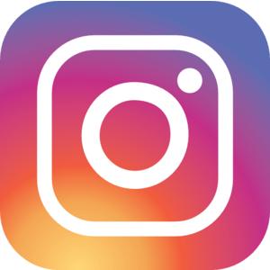 instagram logo med länk